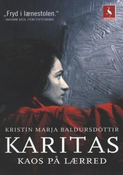 kristin-marja-baldursdottir-2010-gyldendal-pocket-karitas-kaos-paa-laerred-bog